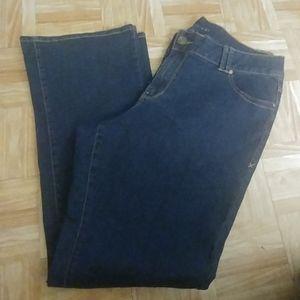Lane Bryant Slim Boot jeans